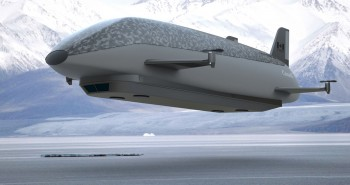 ALERT Military Airship concept
