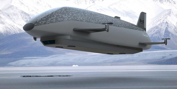 Alert Airship conceptAlert Airship concept