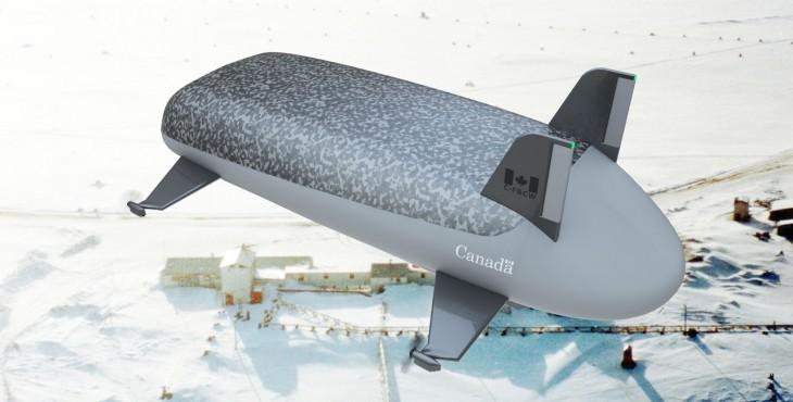 Alert Airship concept