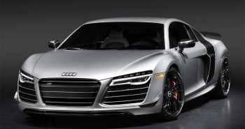 Limited-Edition Audi R8 competition – the Fastest R8 yet