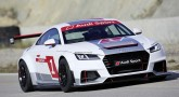 2015 Audi Sport TT Cup race car unveiled