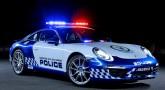 Australian Police get a brand new Porsche 911