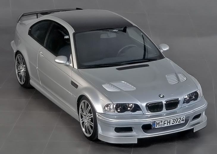 Bmw M3 Gtr Street Version E46 Sports Cars Diseno Art
