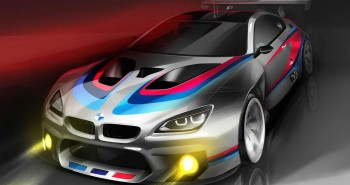 BMW M6 GT3 set for 2016 debut