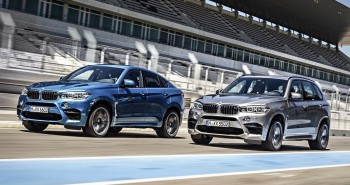 2015 BMW X6 M and X5 M unveiled