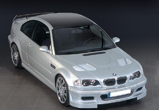 BMW M3 GTR Street Version