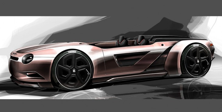 Bentley Absolute track car concept