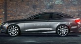 Chrysler 200 Coupe rendered. Looks great.
