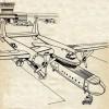 Fairchild XC-120 Pack Plane