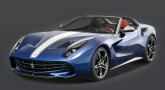 Ferrari F60America celebrates 60 years of Ferrari in North America