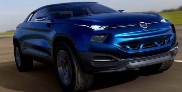 Fiat FCC4 concept car