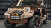 Ford unveils Troller T4 concept