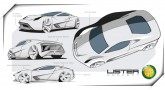 Lister Motor Company unveils 'Hypercar' project
