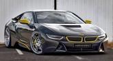 Manhart Racing BMW i8 Tuning Program