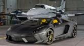 1,250 hp Mansory Lamborghini Aventador Carbonado Apertos