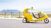 Mellowcabs – a rickshaw for 21st Century