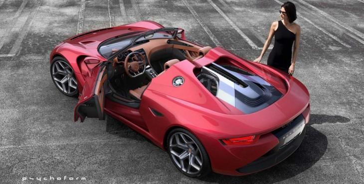 Porsche 913 concept