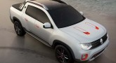 Renault Duster Oroch pick-up truck concept