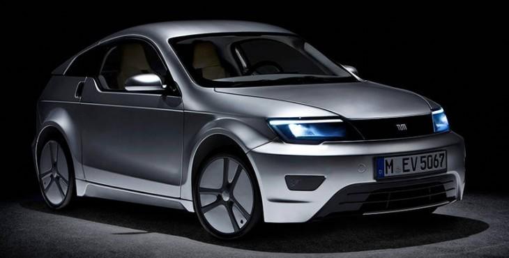 TUM Visio.M electric car