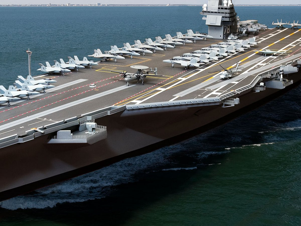 uss gerald ford aircraft carrier. Cars Review. Best American Auto & Cars Review
