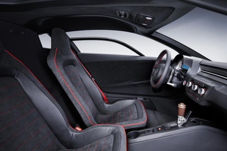 Volkswagen XL Sport interior