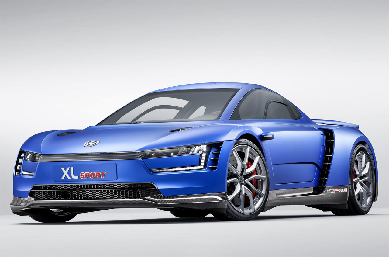 V-Twin powered Volkswagen XL Sport can hit 168 mph!