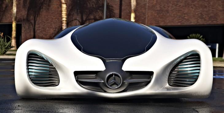 Mercedes-Benz Biome front