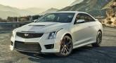 Cadillac ATS-V Sedan and Coupe
