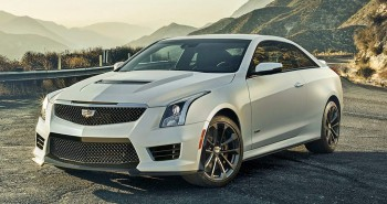 Cadillac ATS-V Sedan and Coupe