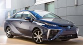 Toyota Mirai fuel-cell vehicle (FCV)