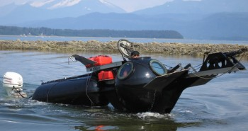 Archduke Grand Excelsior $2,500 homemade semi-submersible