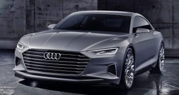 Audi Prologue concept – Audi's new look
