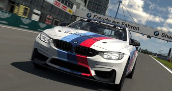 Gran Turismo BMW M Performance M4 Safety Car
