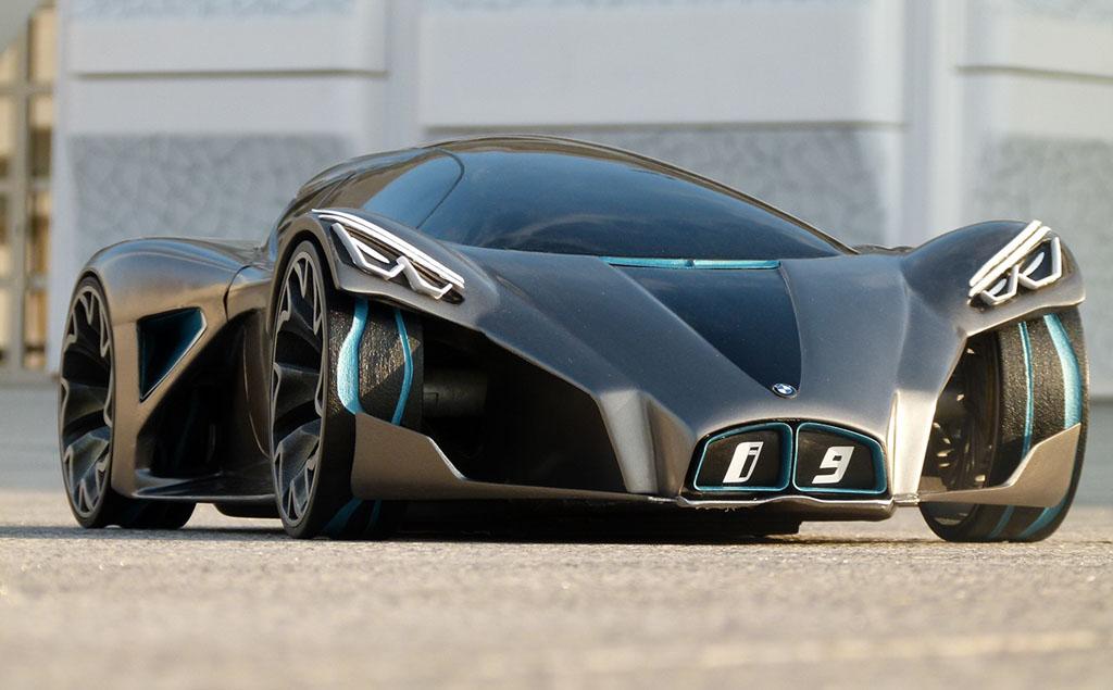 Bmw Concept Car Interior Bmw i9 Concept Car