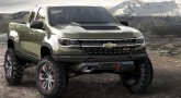 Chevrolet Colorado ZR2 Pickup Truck Concept