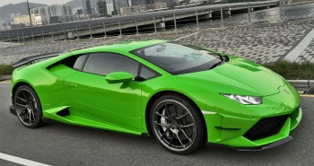 DMC-tuned Lamborghini Huracan