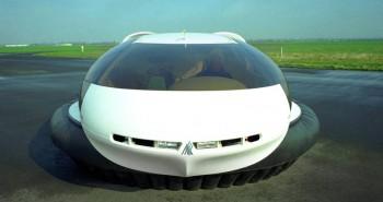 DONAR Hovercraft Prototype