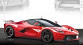 Ferrari LaFerrari XX Track Car speculation