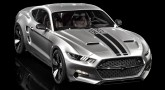 Galpin-Fisker Rocket – a carbon-fiber bodied 725 hp Ford Mustang