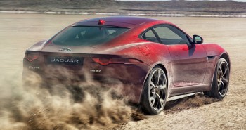 All-wheel drive 2015 Jaguar F-Type R
