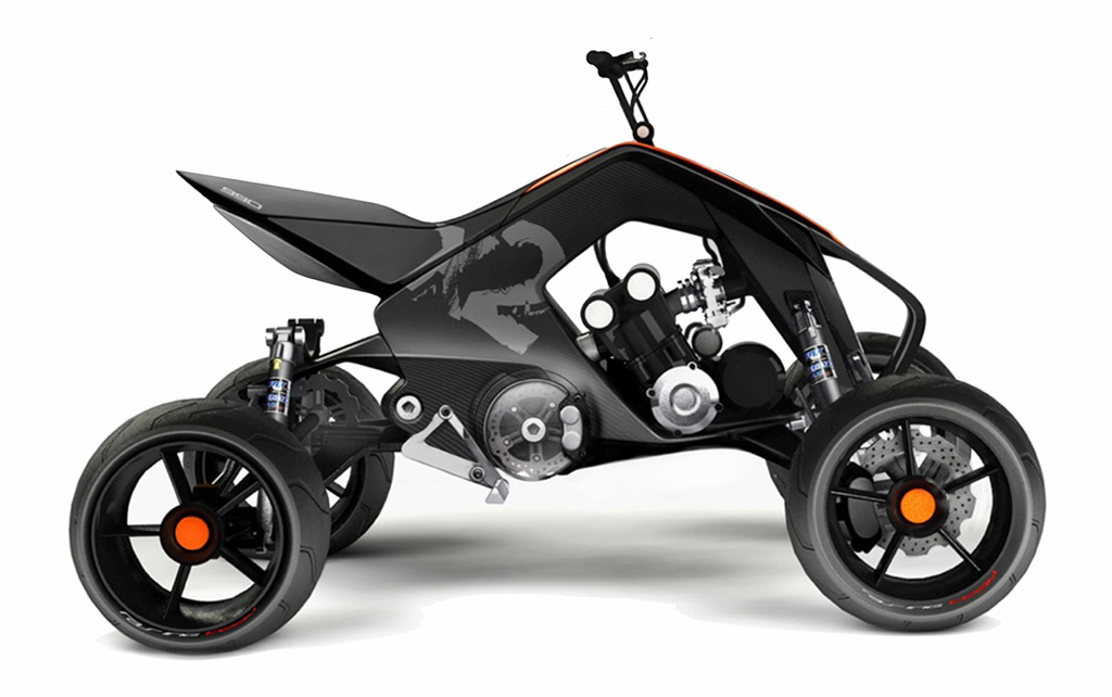 KTM X2 Hybrid ATV Snowmobile 3?f75118 ktm 1190 rc8 motorbikes design pinterest wheels yamaha fz8 wiring diagram at creativeand.co