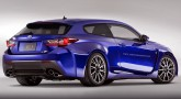 Lexus RC F Shooting Brake rendered