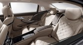 Mercedes-Maybach S-Class announced
