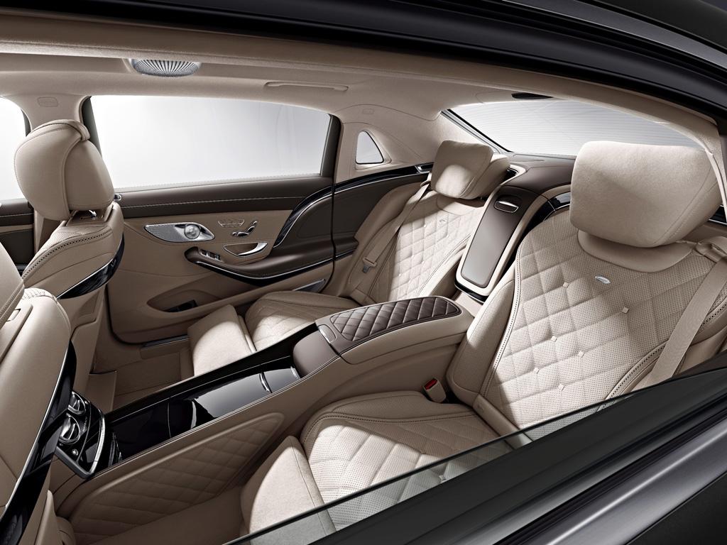 mercedes maybach s class interior - Mercedes Benz 2014 S Class Interior