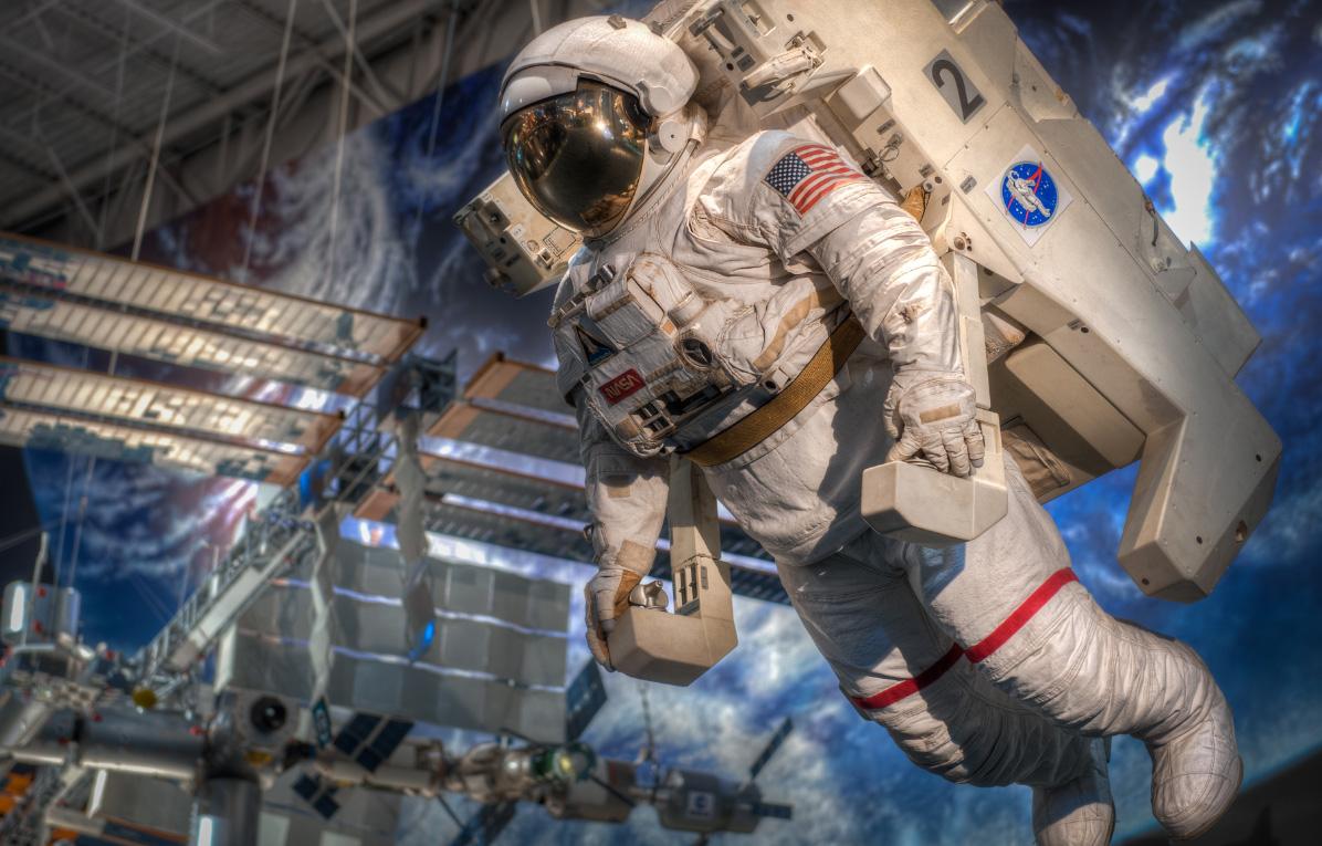 NASA MMU Manned Maneuvering Unit