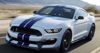 2015 Shelby GT350 Mustang – 500 HP, 5.2 litre V8
