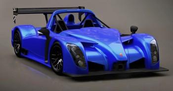 Radical SR8 RSX – 440hp V8 and 10,500 rpm redline