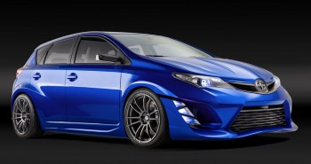 Scion iM concept car inspired by European hot-hatches