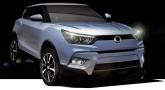 SsangYong Tivoli SUV announced
