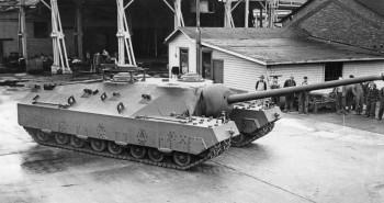T28 Super Heavy Tank of the Second World War